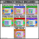 Literacy Mystery Pictures BUNDLE