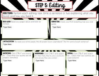 Literacy Narrative Writing Notebook- Google Drive