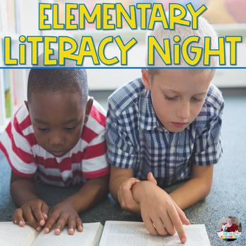 Literacy Night