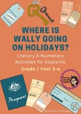 Literacy & Numeracy Problem Solving Grade 3-4: Where is Wa