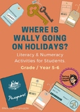Literacy & Numeracy Problem Solving Grade 5-6: Where is Wa