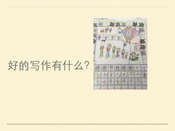 Literacy- PPT Chinese Writing Process