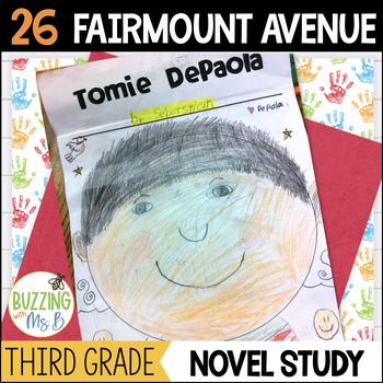 26 Fairmount Avenue Novel Unit Literacy Pack