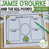Jamie O'Rourke and the Big Potato Activities
