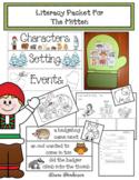 The Mitten Literacy Packet. Fun Winter Activities