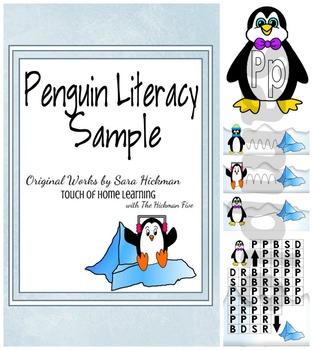 Sample: Penguin Bundle