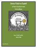Literacy Packet en Español: La Primera Luna Llena de Gatit