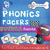 Phonics Racers Letter Sounds (a-z) Games BUNDLE