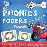 Phonics Racers Letter Sounds (satpin) Games