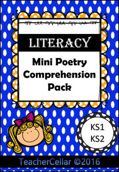 Mini Poetry Pack