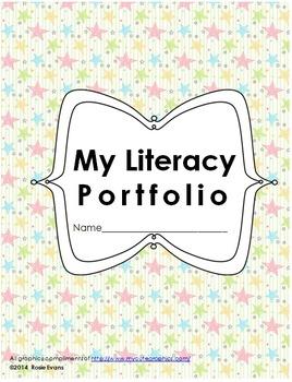 Literacy Portfolio and Data Notebook