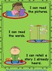 Literacy Poster 3 ways to read a book!