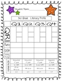 Literacy Profile Data Sheet