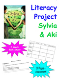 Historical Fiction Book Study: Sylvia & Aki, Summative Wri
