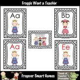 Literacy Resource -- Word Kingdom Word Wall Headers (small & large)