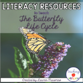 Literacy Resources to Teach the Butterfly Life Cycle
