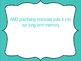 Literacy Rhyming Words Powerpoint with Medial Vowel i - Phonics