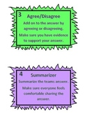 Literacy Role Cards