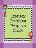 Literacy Rotations Clip Chart