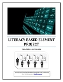 Chemistry Unit 6 Literacy & SIOP Based Element Project