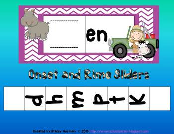 Literacy Safari: An Adventure in  Phonemic Awareness,  Phonics and Sight Words