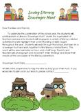 Literacy Scavenger Hunt