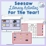 Literacy Seesaw Activities for the Year!