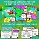 Literacy Skills BUNDLE Activities, Posters and Task Cards (NZ) Year 3 and 4