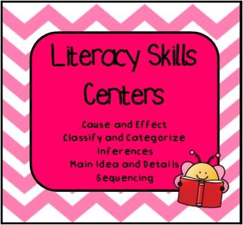 Literacy Skills Centers