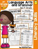 Literacy Skills NO PREP Packet