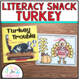 Literacy Snack Idea Turkey