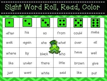 Literacy St. Patricks Day Bundle