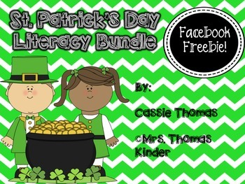 CVC Words {St. Patricks Day Freebie}