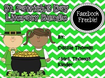 CVC Words {St. Patricks Day Freebie}