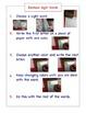 Literacy Station Instructions (Set of 6)