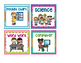 UPDATED Literacy Station Labels and Icons