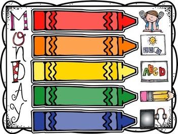 Literacy Station Rotation Slides
