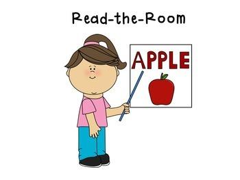 Literacy Station Signs {Freebie!}