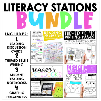Literacy Stations Bundle