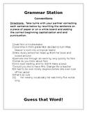 Literacy Stations Bundle--Editable