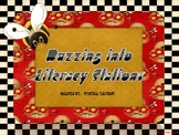 Literacy Stations - Buzzing Into Literacy Stations