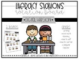 Literacy Stations Digital Rotation Board 2