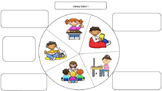 Literacy Stations Powerpoint- EDITABLE