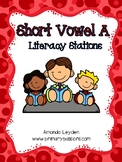 Literacy Stations-Short A
