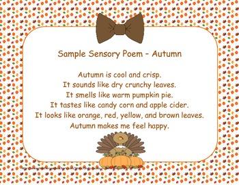 Literacy Stations - Thanksgiving Theme