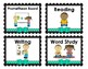 Literacy Stations (Turquoise)