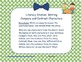 Literacy Stations - Writing Task Cards for Fictional Stories