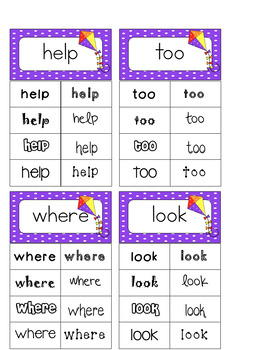 Literacy Stations for April
