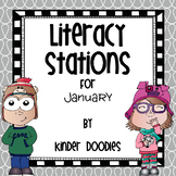Literacy Stations for January