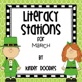 Literacy Stations for March
